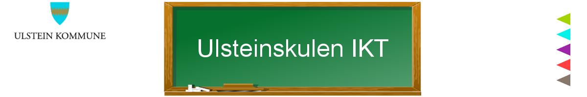 Ulsteinskulen Logo